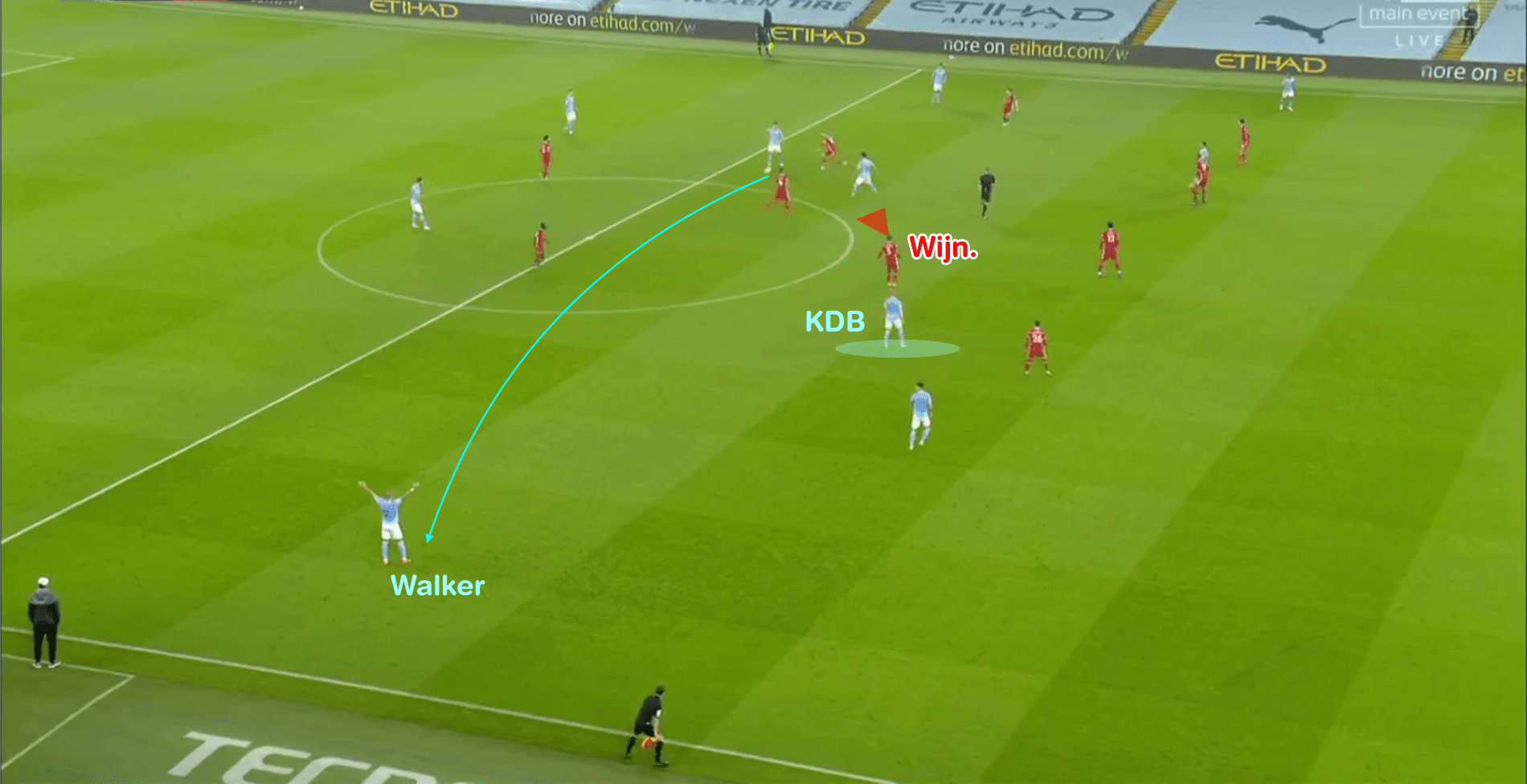 Manchester City - Liverpool - 3